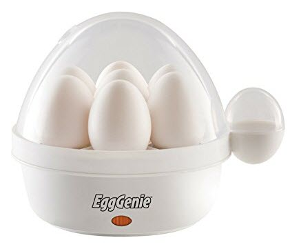 Egg Genie Water Cup lost? Here are measurements for perfect boiled eggs